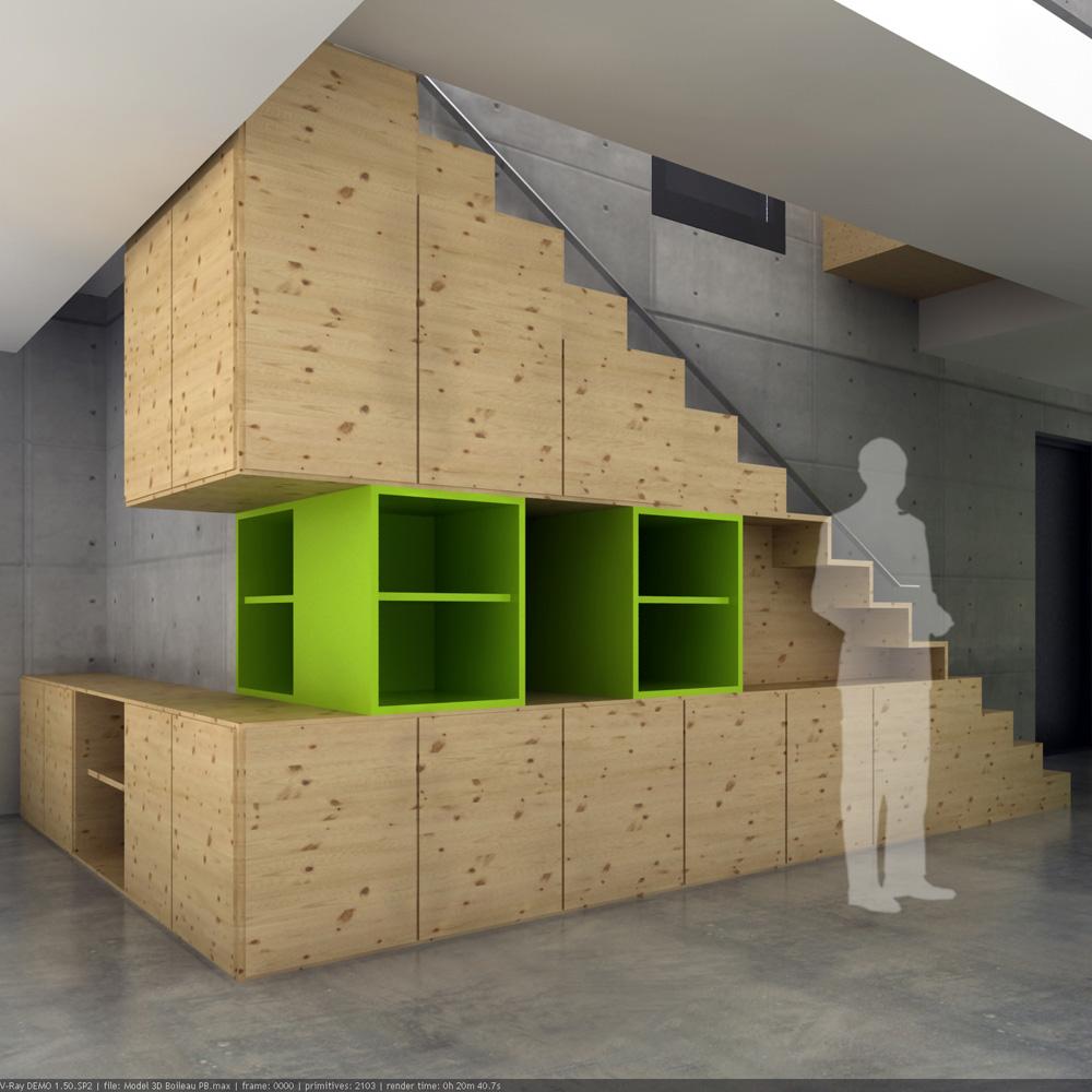 quarcs_maison B_stairs
