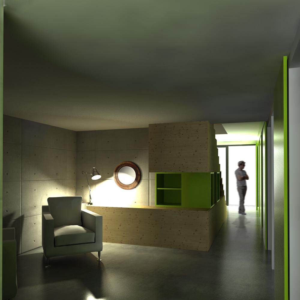 quarcs_maison B_stairs2
